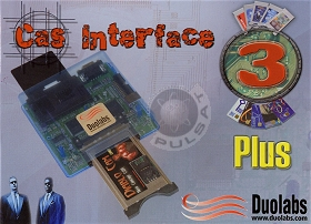Duolabs CAS Interface 3 +Plus