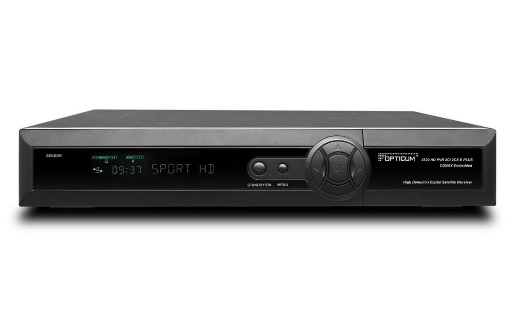 Globo Opticum 9600 HD 2CI 2CX  PVR READY