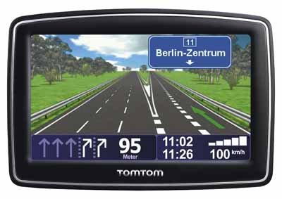 TomTom XL Europe Traffic IQ-Routes Edition (0597767)
